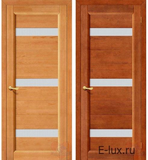 Современные двери из массива сосны