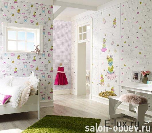 Обои для детской комнаты Children's Paradise