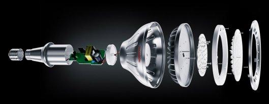Светодиодные светильники и их преимущества