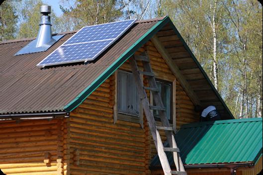 Вакуумные вспышки используются для улучшения КПД солнечных батарей