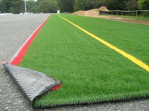 Особенности искусственного газона