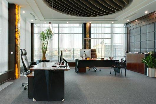 Statom о лучшем дизайне кабинета руководителя