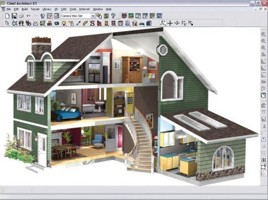 Обновление программы для архитектуры и строительства