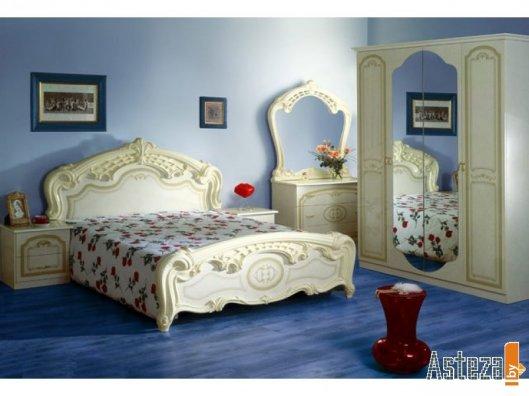 Сколько стоит белая мебель для спальни?