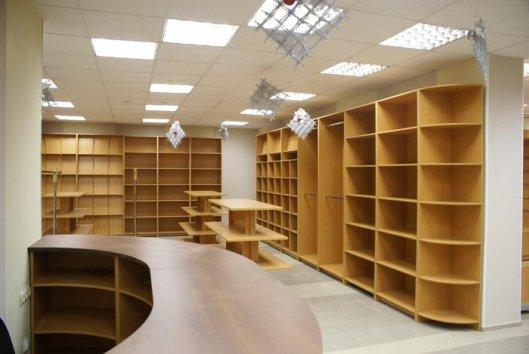Освещение торгового оборудования и корпусной мебели, что следует знать.