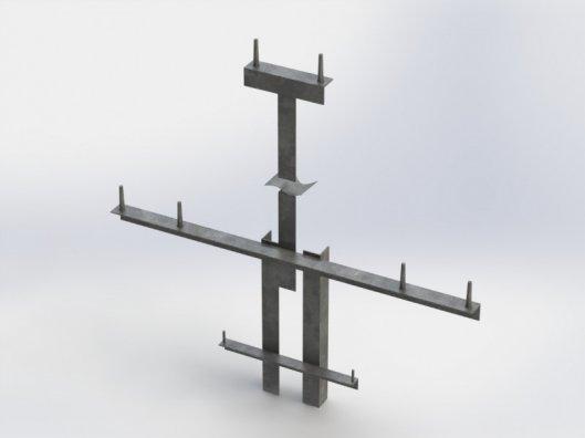 Металлоконструкции для ЛЭП