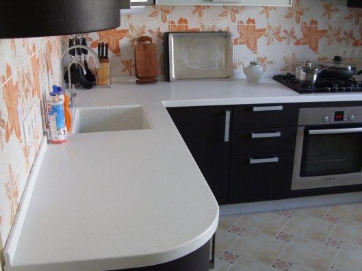 Как выбрать столешницу для кухни?
