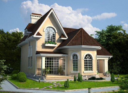 Как выбрать проект частного дома
