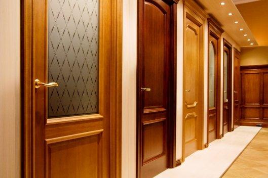 Классификация межкомнатных дверей