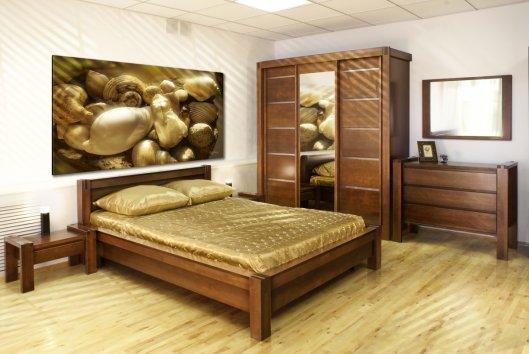 Преимущества мебели из массива древесины