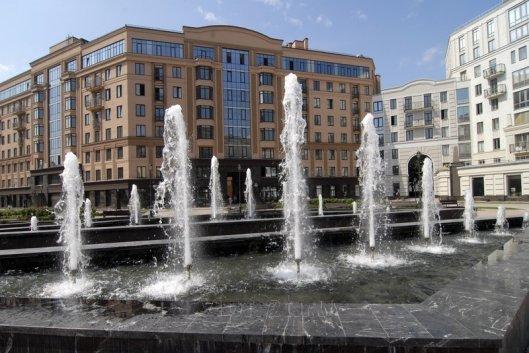 Элитная недвижимость в центре Санкт-Петербурга