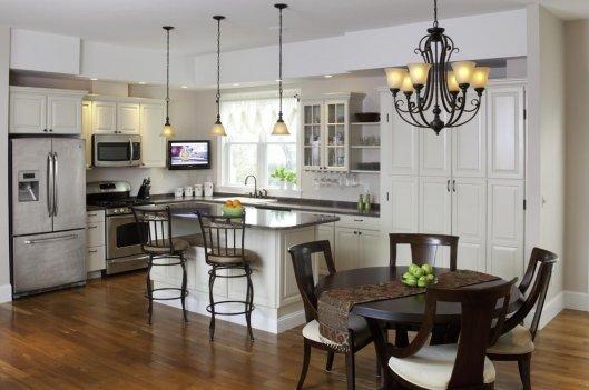Что необходимо знать при создании дизайна на кухне?