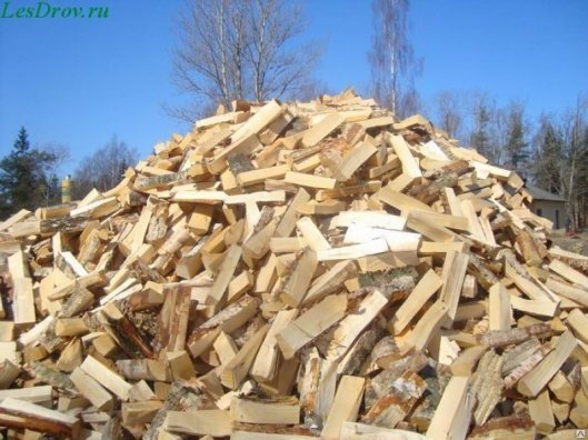 Удобство покупки стройматериалов, дров с доставкой